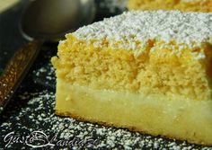 Prajitura desteapta cu dovleac Cornbread, Vanilla Cake, Cooking Recipes, Ethnic Recipes, Desserts, Food, Millet Bread, Tailgate Desserts, Deserts