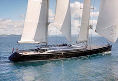 My new sailboat