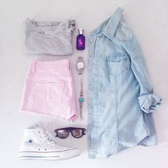 Everyday New Fashion: Pretty Summer Outfits