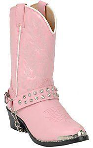 002cb733300c6 Durango Children s Pink Rhinestone Western Boots