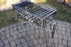 Stainless-Steel-Charcoal-Grill-Mangal-BBQ-Portable-Shish-Kebab-Kabab-Shashlyk