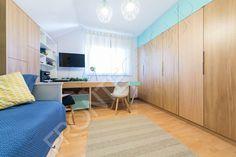 #kids #room #interiordesign #colors #madetomeasure #furniture #frontedesign Superstar, Corner Desk, Kids Room, Interior Design, Colors, Furniture, Home Decor, Corner Table, Nest Design