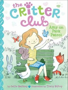 "New to the Library! June 2017 ""Amy on Park Patrol"" A Little Critter Club book"