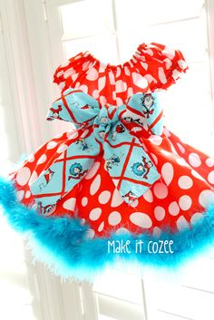 @Tiffany Kurzawa  when u have a girl next you can still do suess Make it Cozee: Dr. Suess Birthday Ideas