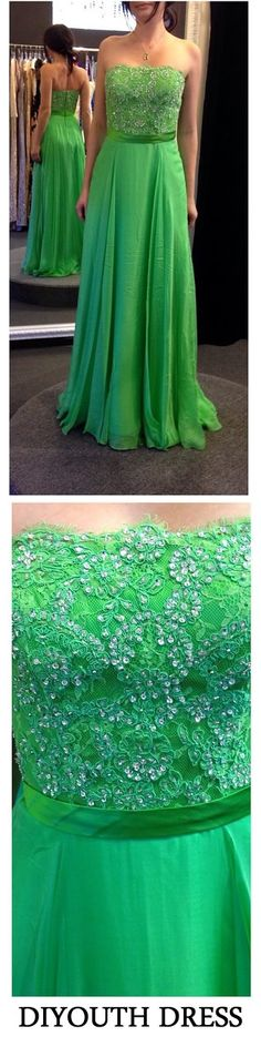 green bridesmaid dress,long prom dress,lace bridesmaid dress,lace prom dresses,wedding party dresses, green prom dress,green evening dresses 2015