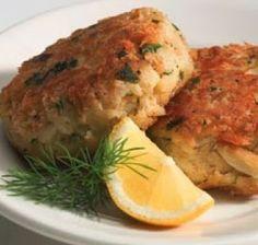 Cajun Delights: Cajun Mardi Gras Menu: Nanny's Creole Crab Cakes