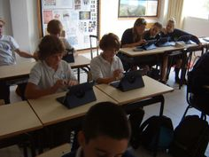Christopher Long ‏@ChrisLong_ Eyes down for the end of week Socrative test! @EICMarbella