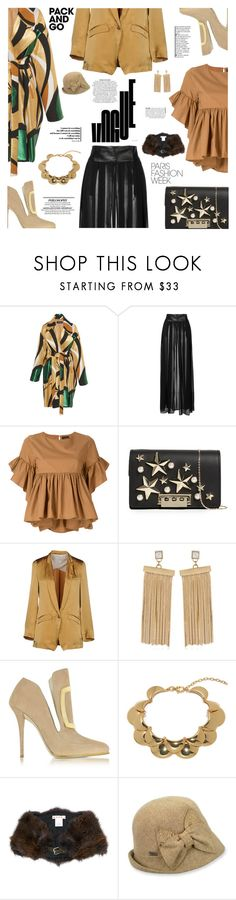 """""""U2 """"City Of Blinding Lights"""""""" by ispeakpantone ❤ liked on Polyvore featuring Something Wicked, Roberto Collina, ZAC Zac Posen, Forte Forte, May Moma, Balmain, Lele Sadoughi, Marni, Betmar and contest"""