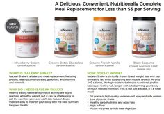 Best Meal Replacement Shake ON THE MARKET! www.jamestrudell.isagenix.com