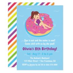 Daily Dose of Zazzle: @Zazzle Spotlight Feature: Birthday Party Invites!...