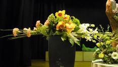 Horizontal Flower Arrangement Ideas - Flowers Ideas