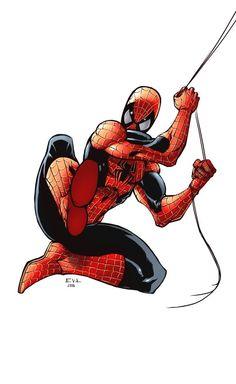 Spider Swing II By Erik Von Lehmann