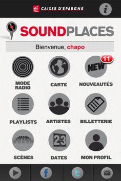 Sound Places - Esprit Musique  de BPCE
