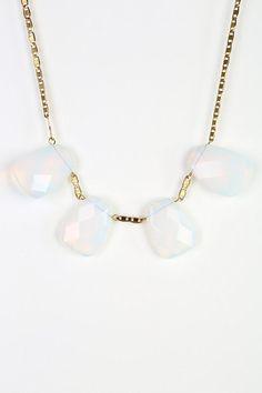 Vanessa Mooney Seek Clarity Necklace Online Only