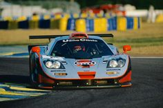 "McLaren F1 GTR ""longtail"" - second-place finisher in the 1997 24 Hours of Le Mans to show at Goodwood Festival of Speed"