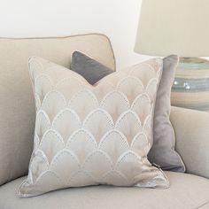 Nouveau cushion cover, beige tan cream pillow case, Square cushion,Piped cushion cover, Range pattern, Decorative cover pillow, 45x45cm Cream Pillow Cases, Cream Pillows, Purple Pillows, Beige Cushions, Boho Cushions, Orange Pillows, Velvet Pillows, Decorative Cushions, Decorative Pillow Covers