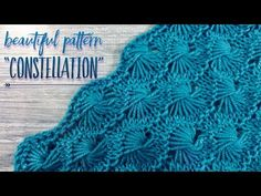 Loom Patterns, Stitch Patterns, Knitting Patterns, Crochet Patterns, Knitting Videos, Crochet Videos, Lace Knitting, Knitting Stitches, Free Crochet