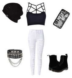 """""""Untitled #41"""" by piper-staunton on Polyvore featuring Dr. Martens and UGG Australia"""
