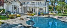 Huizen van sterren: de villa van Selena Gomez
