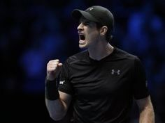 Murray supera a Nishikori y sigue invicto en Copa Masters