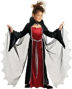 girls vampire girl costume party city - All Halloween Costumes Party City