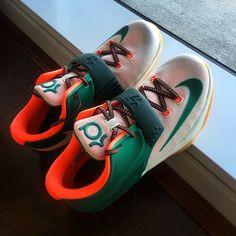 """Nike KD7 """"Easy Money"""" #nike #sneakers #KD7"""