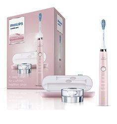 Philips Sonicare DiamondClean 3rd Generation Electric Toothbrush, Pink Edition (UK 2-pin Bathroom Plug with USB Travel Charger) by Philips  4.1 out of 5 stars    328 customer reviews    52 answered questions Note: This item is only available from third-party sellers (see all offers). Available from these sellers. 2 new from £144.45