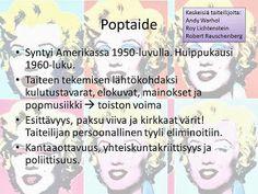 KU 1 - Minä, kuva ja kulttuuri: October 2013