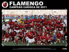 FLAMENGO CARIOCA CHAMPS 2011