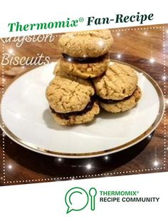 Kingston biscuits by monicaih. A Thermomix ® recipe in the category Baking - sweet on www.recipecommunity.com.au, the Thermomix ® Community.