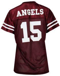 Pi Beta Phi Angels Football Jersey by Adam Block Design | Custom Greek Apparel & Sorority Clothes | www.adamblockdesign.com