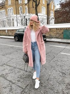 Stylish Winter Outfits, Winter Fashion Outfits, Fall Winter Outfits, Cute Casual Outfits, Look Fashion, Winter Fashion Street Style, Summer Outfits, Paris Winter Fashion, Jeans Outfit Winter