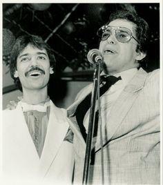 Eddie Santiago & Hector Lavoe