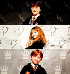 Resultado de imagen para hermione e rony tumblr