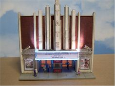 ho scale theater