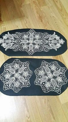 Romanian Lace, Point Lace, Crochet Tablecloth, Wedding Updo, Filet Crochet, Textiles, Embroidery, Angles, Pattern