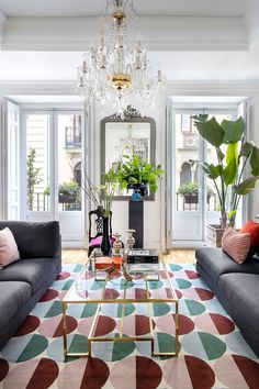 Nice modern #rug #arearug #interiordesign