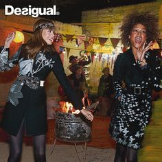 These coats...To die for!!    ~Brand: Desigual