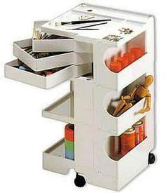 Rollcontainer design  USM Rollcontainer mit 3 Schüben | USM Haller | Pinterest ...