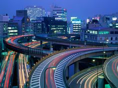 Train Station in Tokyo, Japan