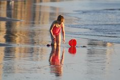 Child playing in surf on Jacksonville Beach. Jacksonville Beach, September 2, Us Beaches, Kids Playing, Amazing Photography, Surfing, Florida, Child, American