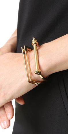Miansai Square Bar Cuff Bracelet | SHOPBOP