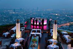 Best rooftop bars in the world - Radio Bar & Sky Bar - Travel Tuesday - Tatler