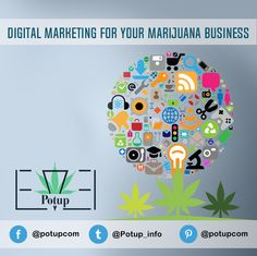 Tips for Digital Marketing for Your Marijuana Business.