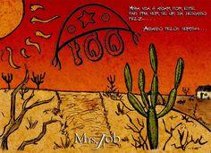 Equipe da Mrs. Job (Aracaju/SE) postou sua homenagem ao rei do baião. Arte de Ceci Flores