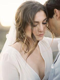 Natural Wedding Make