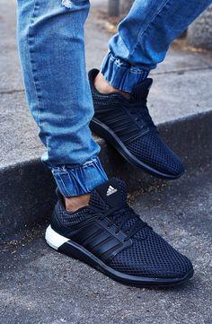 adidas Solar Boost: Black