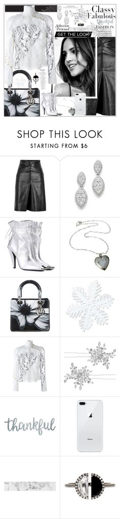 """""""Woman fashion"""" by delfinadominguez ❤ liked on Polyvore featuring Isabel Marant, Bloomingdale's, Tom Ford, Christian Dior, Carven, Matthew Williamson and Bony Levy"""