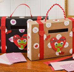 Exceptional Home Made Valentines Box Ideas