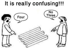 Funny Pictures, Memes, Humor & Your Daily Dose of Laughter Eye Tricks, Brain Tricks, Funny Mind Tricks, Mind Tricks Riddles, Cool Mind Tricks, Cool Optical Illusions, Optical Illusions Brain Teasers, Illusions Mind, Mind Blown